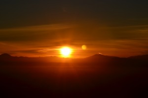 Mt. Solidad Sunrise